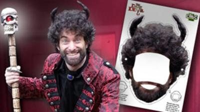The Dare Devil - The Dare Devil Mask