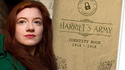 Harriet's Army - Harriet's Army Identity Book