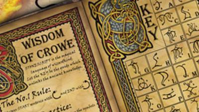 Wizards vs Aliens - Wizard's Magic Book