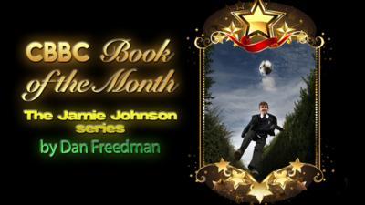 CBBC Book Club - CBBC Book of the Month - June 2016