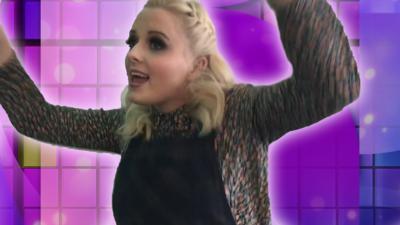 CBBC HQ - Send in your dance moves