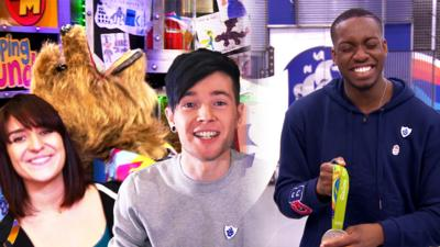 Blue Peter - Celebs ask YOU to do YOUR thing for Children in Need!
