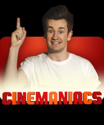 Oli White from Cinemaniacs