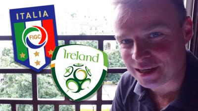MOTD Kickabout - Republic of Ireland vs Italy Revision