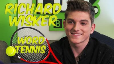 Dani's Castle - Richard Wisker's Word Tennis
