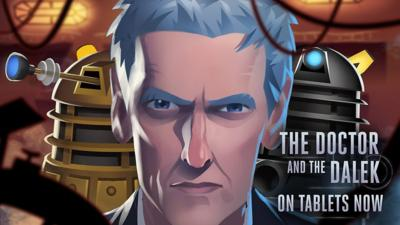 The Doctor and the Dalek App