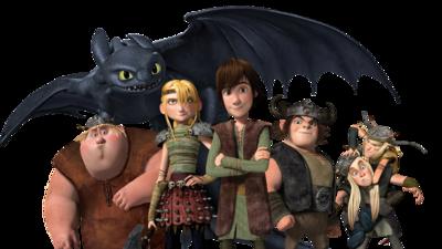 Dragons - Defenders of Berk