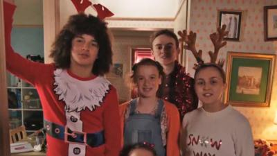 The Dumping Ground - Merry Christmas from The Dumping Ground