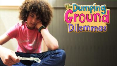 The Dumping Ground - Tyler's Dilemma: Finders Keepers?