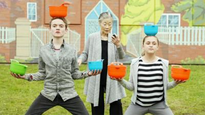 The Dumping Ground - Jody and Ryan go head-to-head