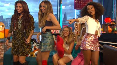 Friday Download - Little Mix interview prank
