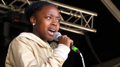 Got What It Takes? - Amaria performs at R1's Big Weekend