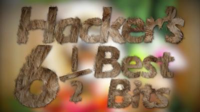 CBBC HQ - Hacker's 6 and a half best bits!