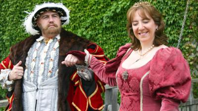 Marrying Mum and Dad  - Quiz: Do you know your Tudor trivia?