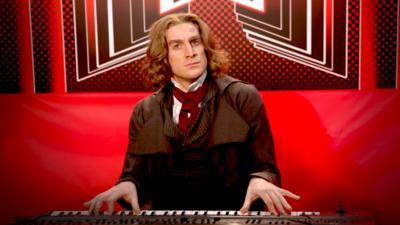 Horrible Histories - H Factor Auditions - Ludwig Van Beethoven