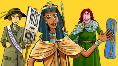 Horrible Histories - Horrible Histories: Awesome Women