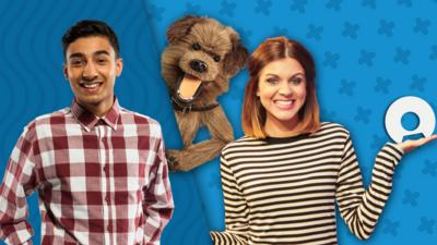 CBBC HQ - How to get your new CBBC account