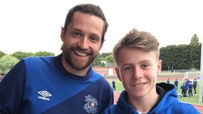 Jamie Johnson - Jamie Johnson Football Podcast Episode Five