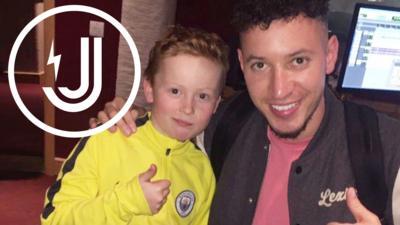 Jamie Johnson - Jamie Johnson Football Podcast Episode One