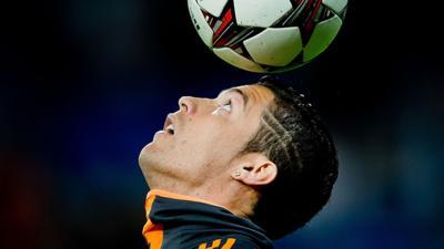 MOTD Kickabout - Quiz: Spot the Ball 'Ronaldo Special'