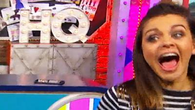 CBBC HQ - Lauren and Karim get pranked by CBBC HQ