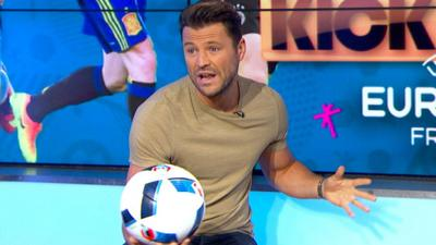 MOTD Kickabout - Mark Wright's Dream Euro 5-a-side