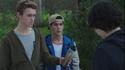 Nowhere Boys - The boys find Andy...or do they?