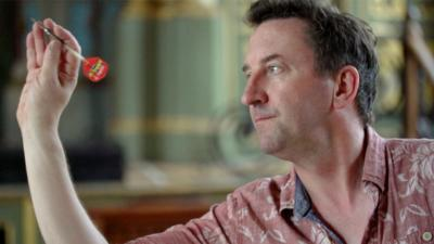 Officially Amazing - Lee Mack: record breaker?