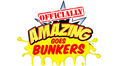 Officially Amazing Goes Bunkers logo.