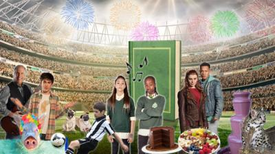 CBBC HQ - Your Olympic Opening Ceremony is Revealed!