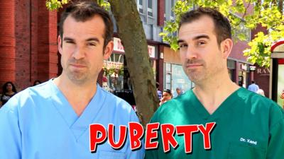 Operation Ouch! - Operation Ouch puberty special