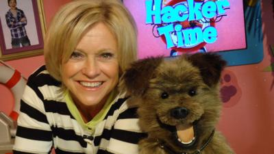 Hacker Time  - Hacker's Sue Barker Song