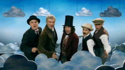 Horrible Histories - Transport Pioneers Song