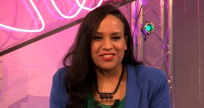 Alesha's Street Dance Stars - Meet new judge Kymberlee