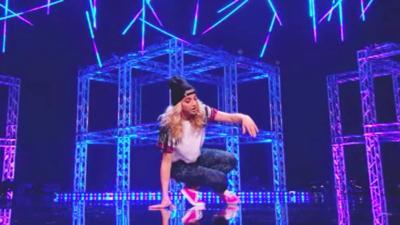 Alesha's Street Dance Stars - Dance Moves: Six Step