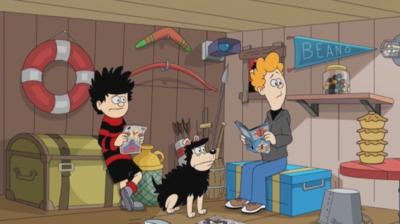 Dennis the Menace and Gnasher - 60 Second Dennis - Simply The Best-Befores