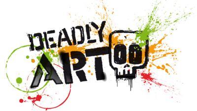 Deadly Art - Draw a Deadly Piranha