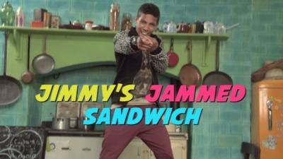 Dani's Castle - Jimmy's Jammed Sandwich