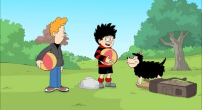 Dennis the Menace and Gnasher - 60 Second Dennis - 'Fore'