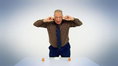 Help! My School Trip is Magic - Tricks of the Trade – Gravity-Defying Egg