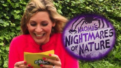 Naomi's Nightmares of Nature - Naomi's Worst Nightmare