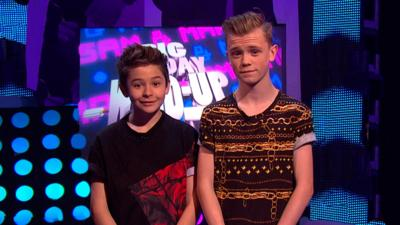 Sam & Mark's Big Friday Wind-Up  - Bars and Melody get pranked