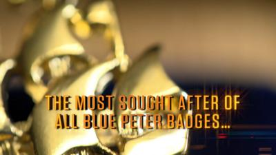Blue Peter - The Blue Peter Gold badge: who will be next?