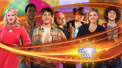 CBBC HQ - CBBC Summer Club