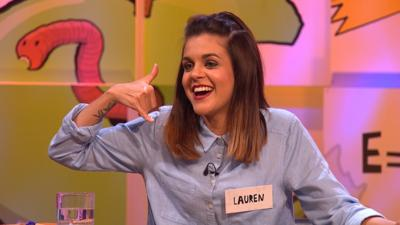 The Dog Ate My Homework - Lauren phones a friend and calls Mark Wright