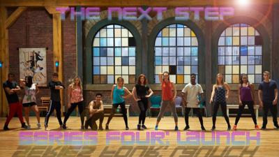 The Next Step - The Next Step Series Four Launch