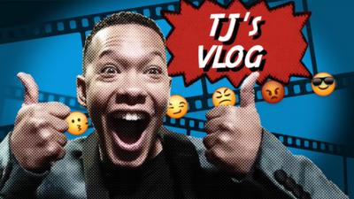 Wolfblood - TJ's Vlog: Hollywood Here I Come