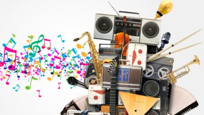 CBBC HQ - Quiz: Which musical instrument should you learn?