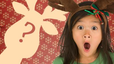 CBBC HQ - Quiz: Which Christmas Reindeer Are You?