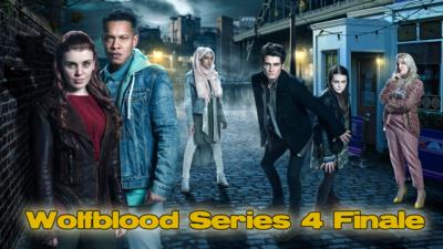 Wolfblood - Wolfblood series 4 finale!
